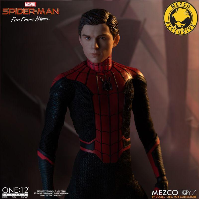 Mezco One12 Spider Man FFH 4
