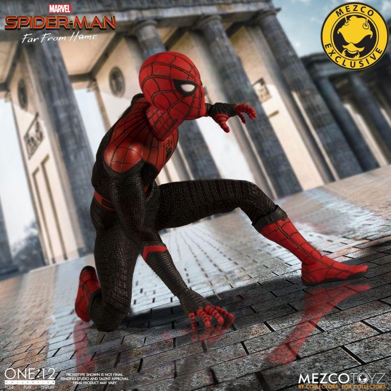 Mezco One12 Spider Man FFH