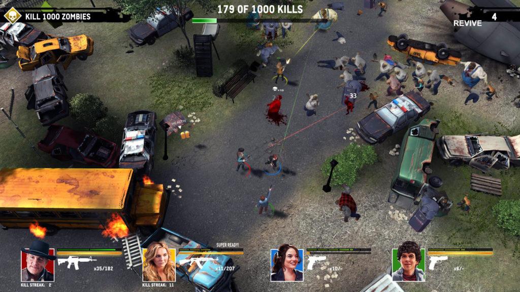 Zombieland Screen 1