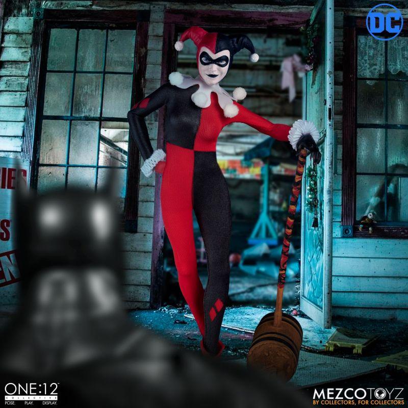 Mezco One12 Harley 5