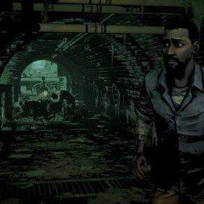 The Walking Dead: The Telltale Definitive Series - Lee