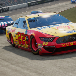 NASCAR Heat 4 - Mustang
