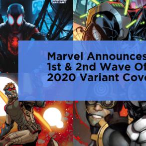 Marvel 2020 Variants