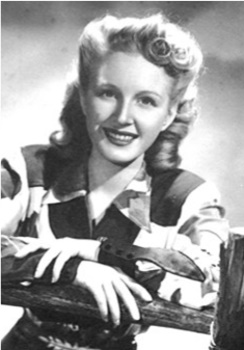 An extra feature of some of the programs in this collection is a number of guest appearances by yodeling country singing star Carolina Cotton.