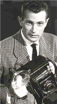 In the 1951 TV version, Casey was portrayed by a young Darren McGavin.