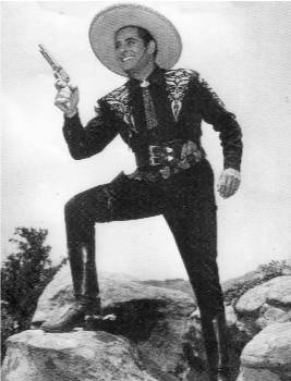 The Cisco Kid and his sidekick Pancho appeared in a series of comic books throughout the 1950s.