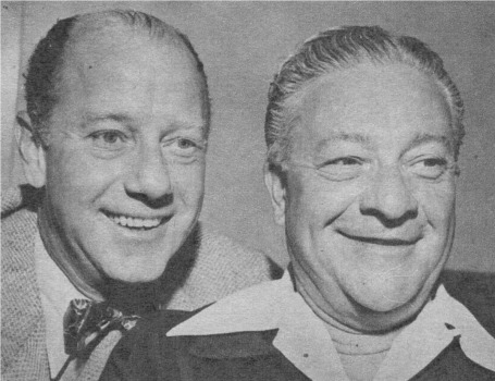 "Freeman Gosden and Charles Correll single-handedly created and wrote the five-a-week version of ""Amos 'n' Andy"" for over a decade."