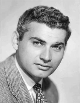 Jeff Chandler, circa 1946