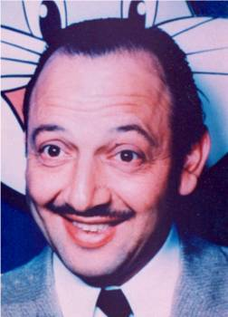 After the death of Harry Lang in 1953, Mel Blanc took on the role of Cisco's portly sidekick Pancho