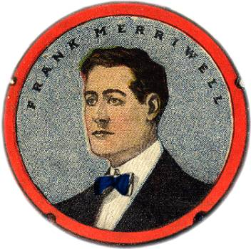 "Frank Merriwell, from ""Tip Top Weekly"" 1908"
