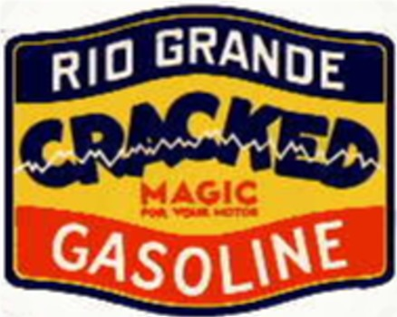 """Calling All Cars"" was sponsored by Rio Grande Gasoline"