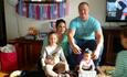 Sadie carmichael family