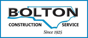 Website for Bolton Construction and Service, LLC