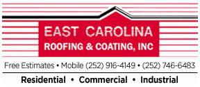 East Carolina Roofing & Coating Inc.