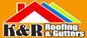 Website for K & R Roofing & Gutters