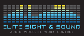 Website for Elite Sight and Sound, Inc