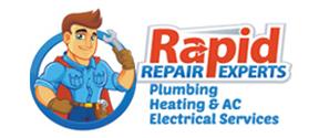 Website for Rapid Repair Experts