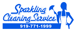 Website for Sparkling Cleaning Service