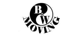 Website for B & W Moving, LLC