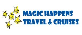Website for Magic Happens Travel, Inc.