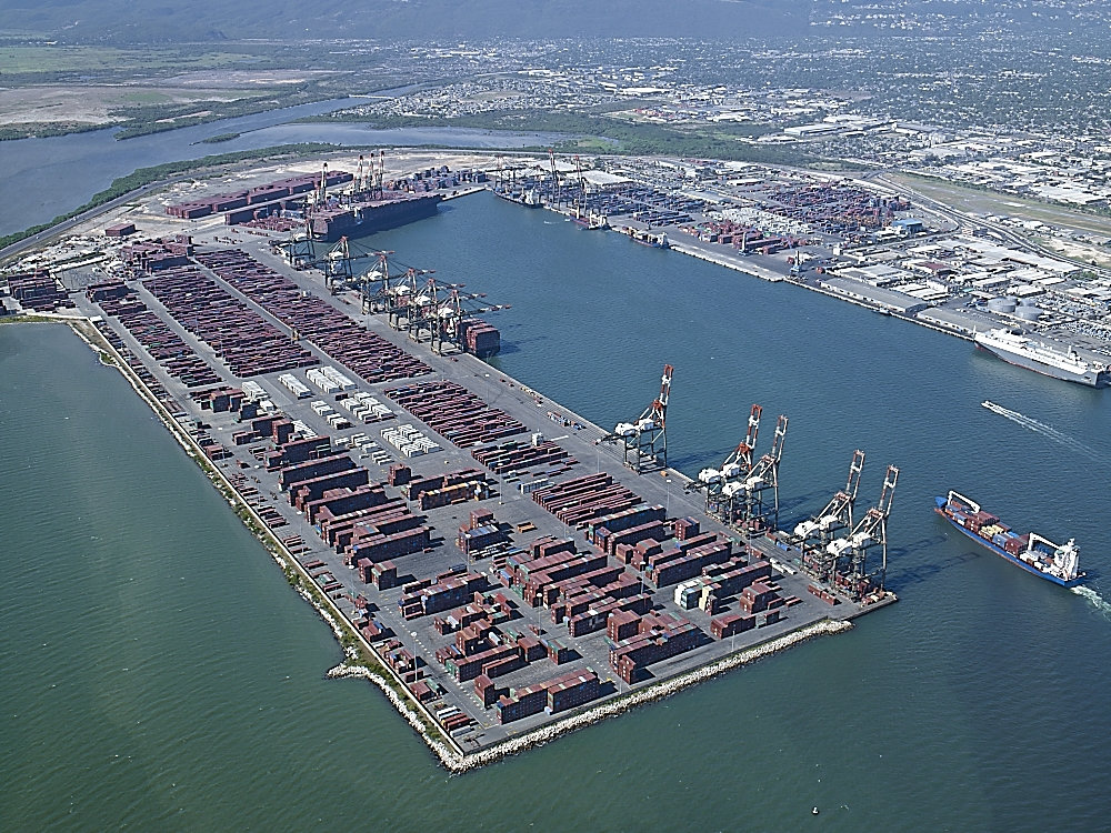 Kingston Container Terminal