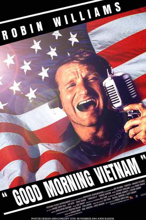 Good Morning Vietnam Line : Good morning vietnam the greatest pac man victory in history