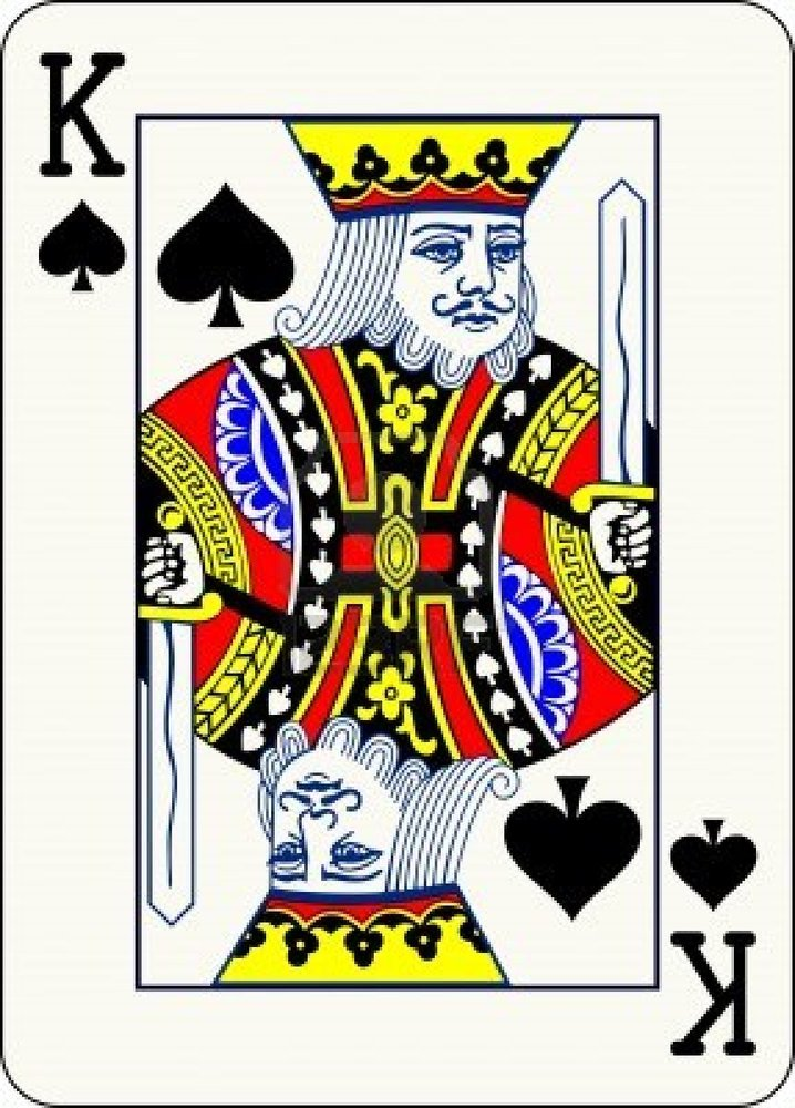jack and king cards