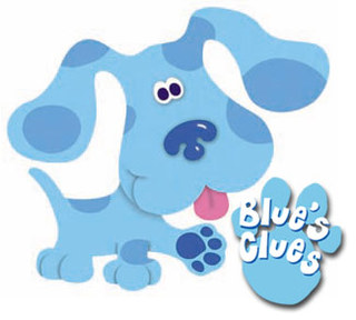 Blues Clues Coloring on To Help Improve The Meaning Of These Lyrics  Visit  300 Bars   Runnin