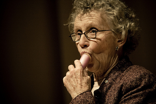 Sue Johanson is a famous sex therapist and host of the TV show Talk Sex With ...