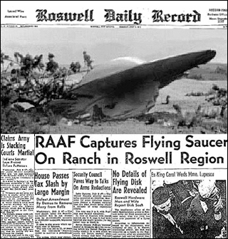 ufo crash 1947 - photo #13