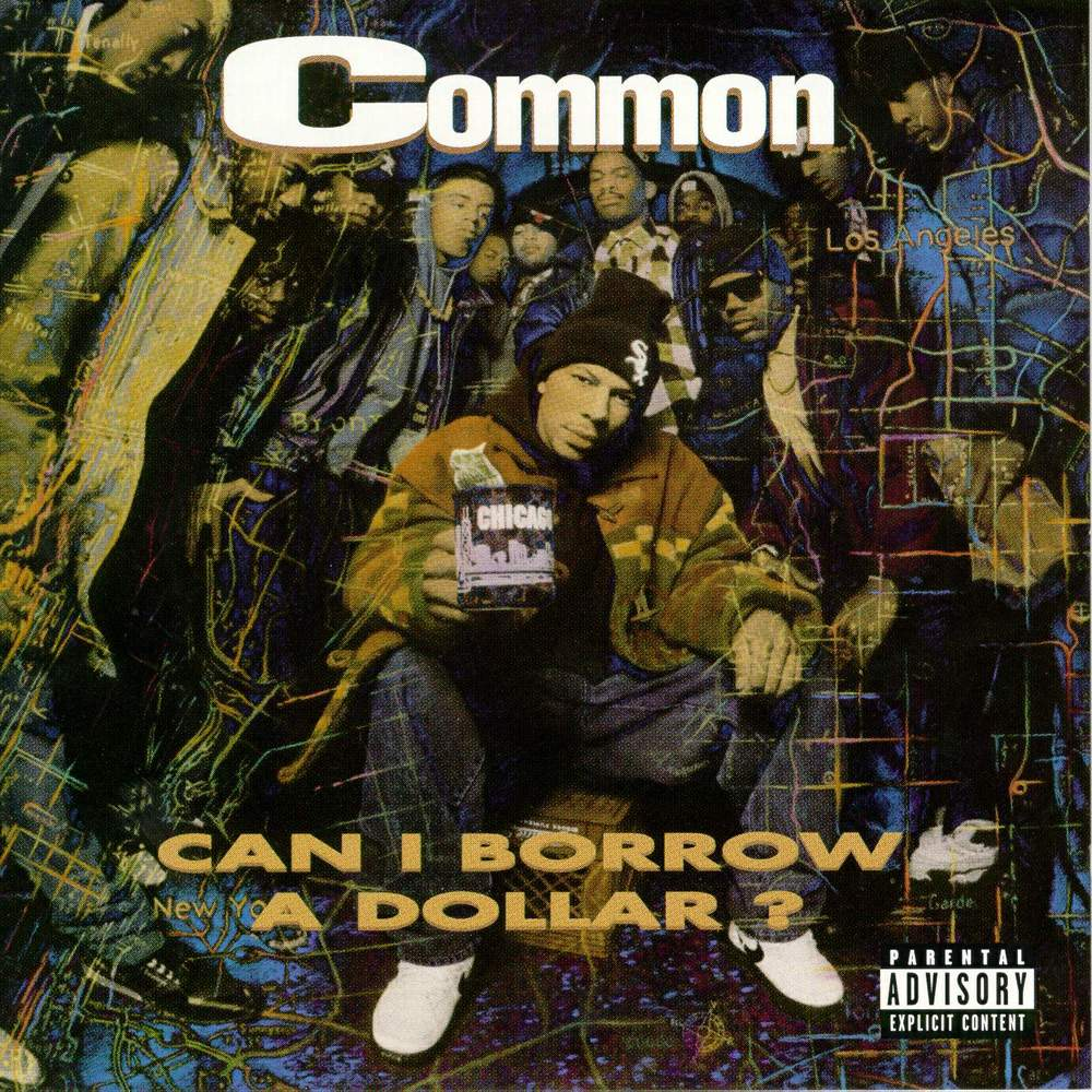 Common - Can I Borrow a Dollar (1992)