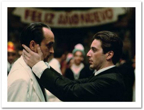 Michael Corleone Quotes To Fredo the Don of the Corleone