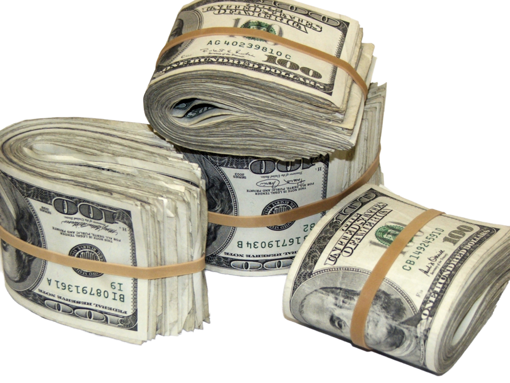 Gallery For > Real Stack Of Money And Gun