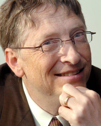 Bill Gates Eyeglasses Bill Gates Has a Billion so