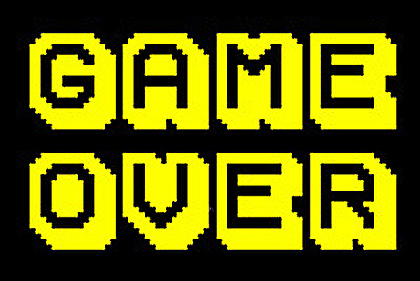 Yeah it s over the game s over game over by tinchy stryder