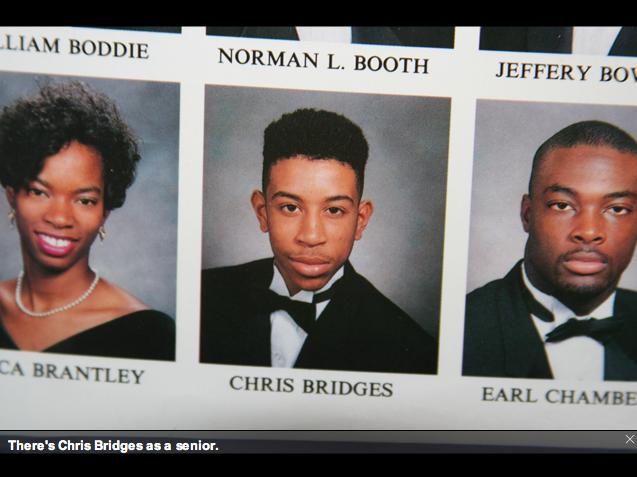 high school yearbook rapper photos genius