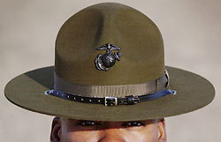 type of sergeant hat RZA Drill Sergeant Hat