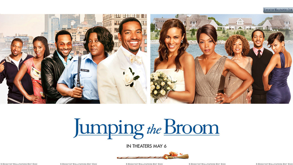Like Jumping Over The Broom Lights By Frank Ocean