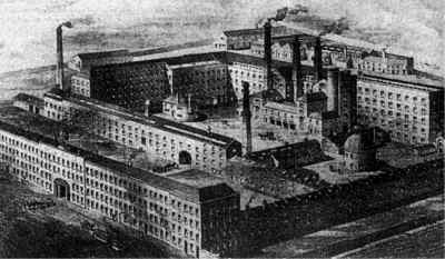 Industrial Revolution Mills the word  mills  to mean