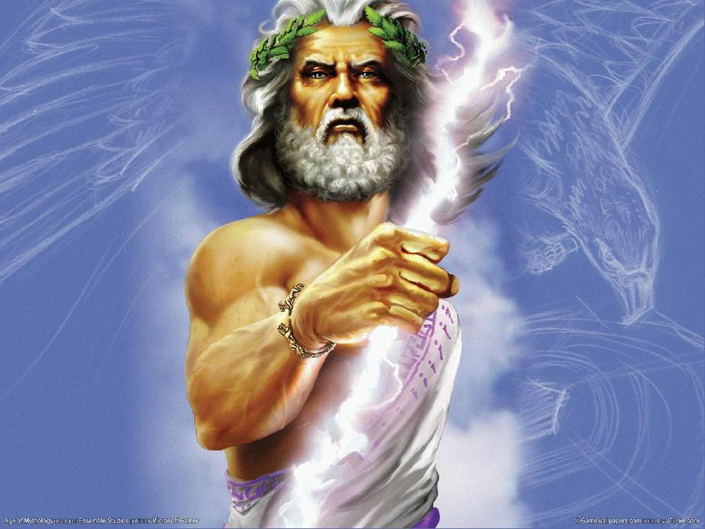Thunder Cause Racket As Of Greek Gods Warring
