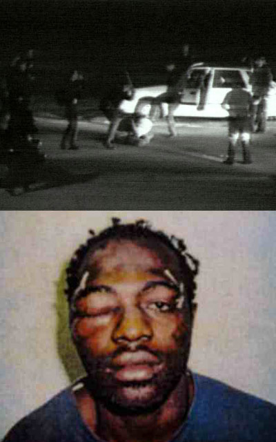 an analysis of the rodney glen king beating by the los angeles police Rodney king dies victim of police la beating was 47  rodney king, the black  motorist whose violent encounter with white los angeles police officers after a  car chase in 1991  rodney glen king was born april 2, 1965, in sacramento   analysis why the korean war didn't end — and why it could now.