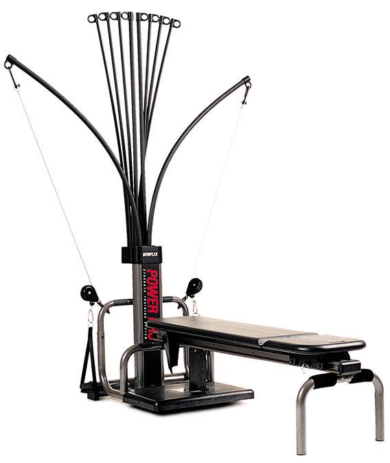 used bowflex machine