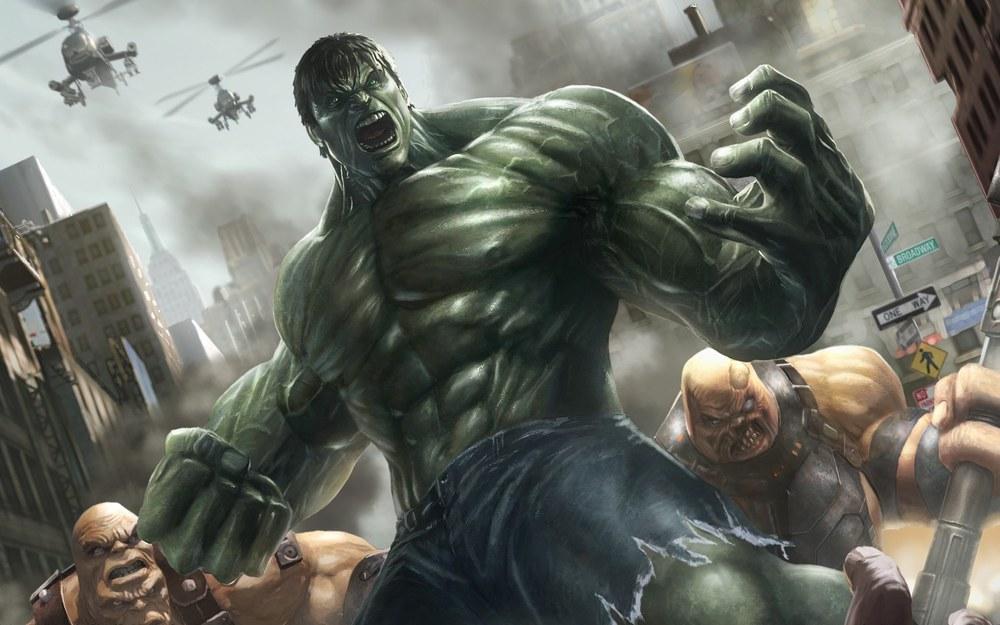 Green Hulk Images Blowin' on That Green Hulk