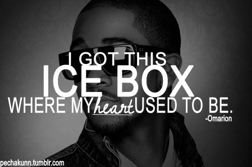 omarion ice box quotes essay