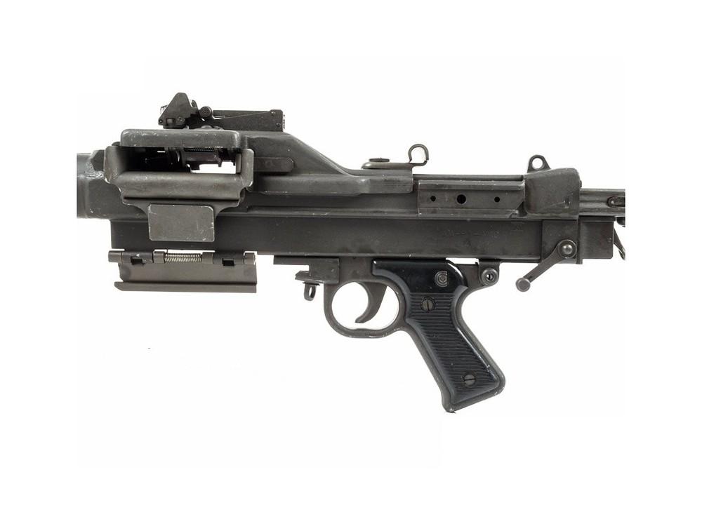 machine gun hold on