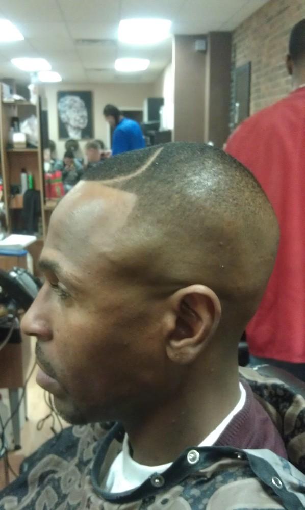 Action Bronson Haircut