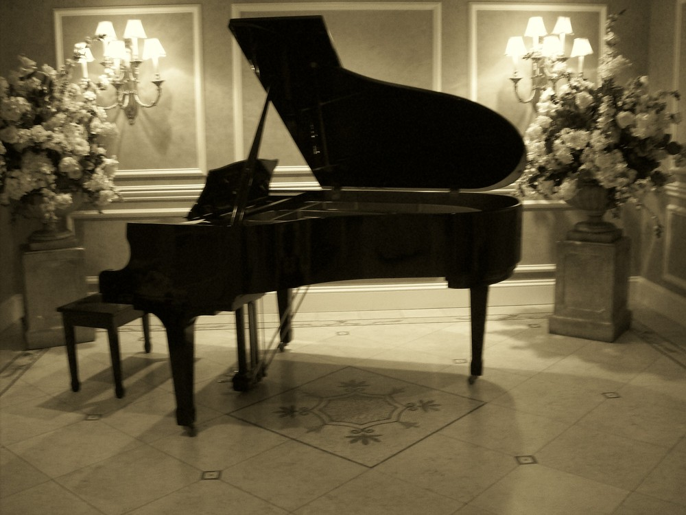 Grand piano steez – L.N.S by Thurz Kanye West Power Wallpaper Hd