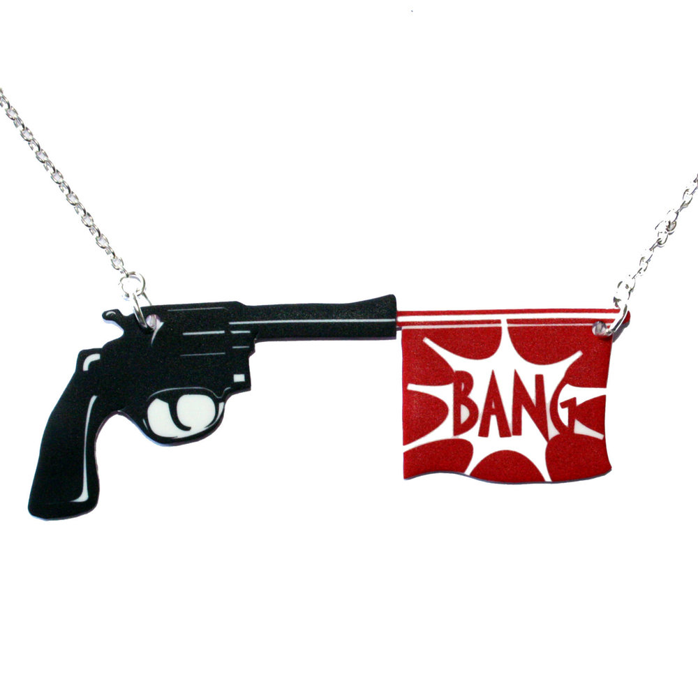 the gun with a bang Bang bang you're dead pondering on guns, children and gun play before we  start such a loaded discussion, (no pun intended), i want to quote eddie izzard.