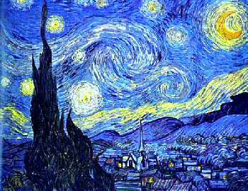 the style of music in vincent van goghs starry night Van gogh's starry night is arguably one of the most famous paintings in the entire world we travel to the museum of modern art in new york to dig into all the questions, myths, and science behind.