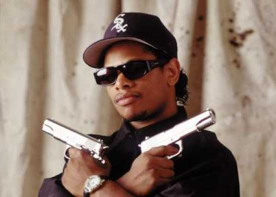 Eazy E Death Pictures Eazy-e, who tragically